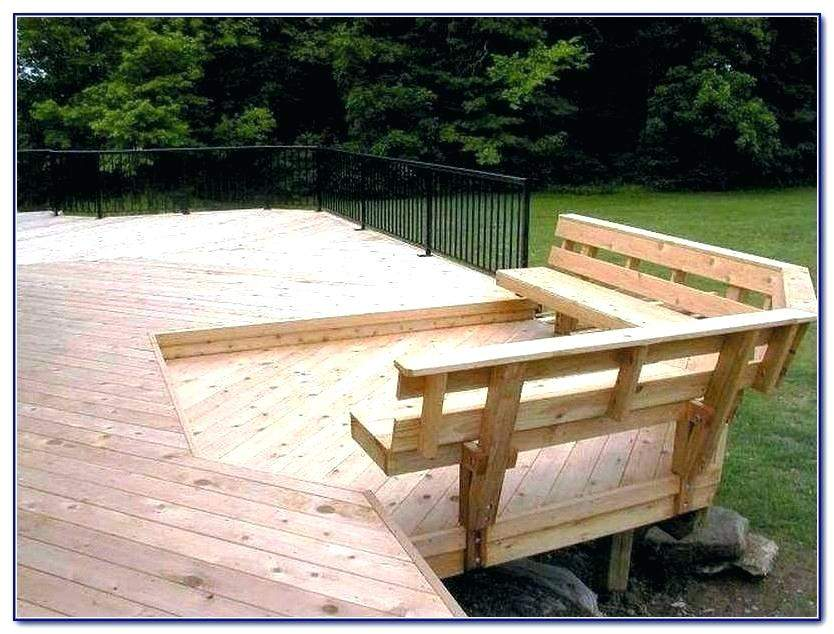 Deck Bench Plans Aeroc Club