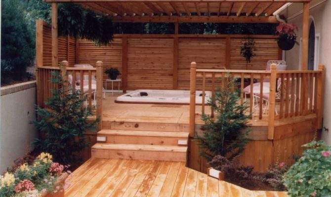 Deck Privacy Screen Find Ideal One Extra