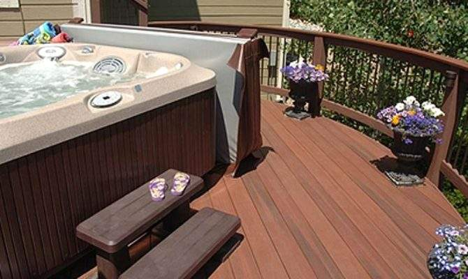 Decks Hot Tubs Need Know Before Build
