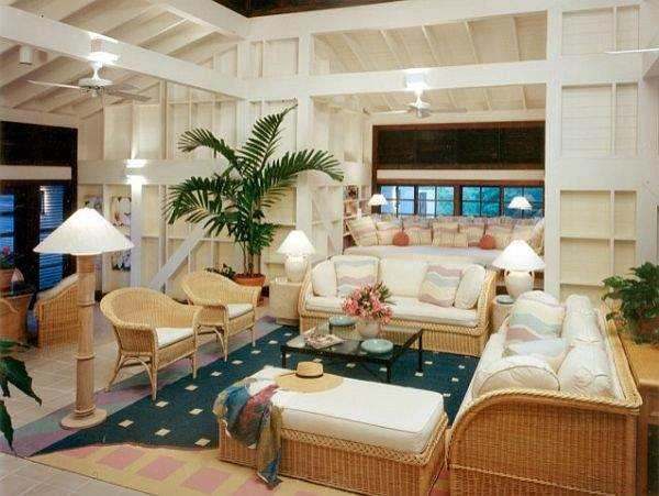 Decorating Caribbean Influence