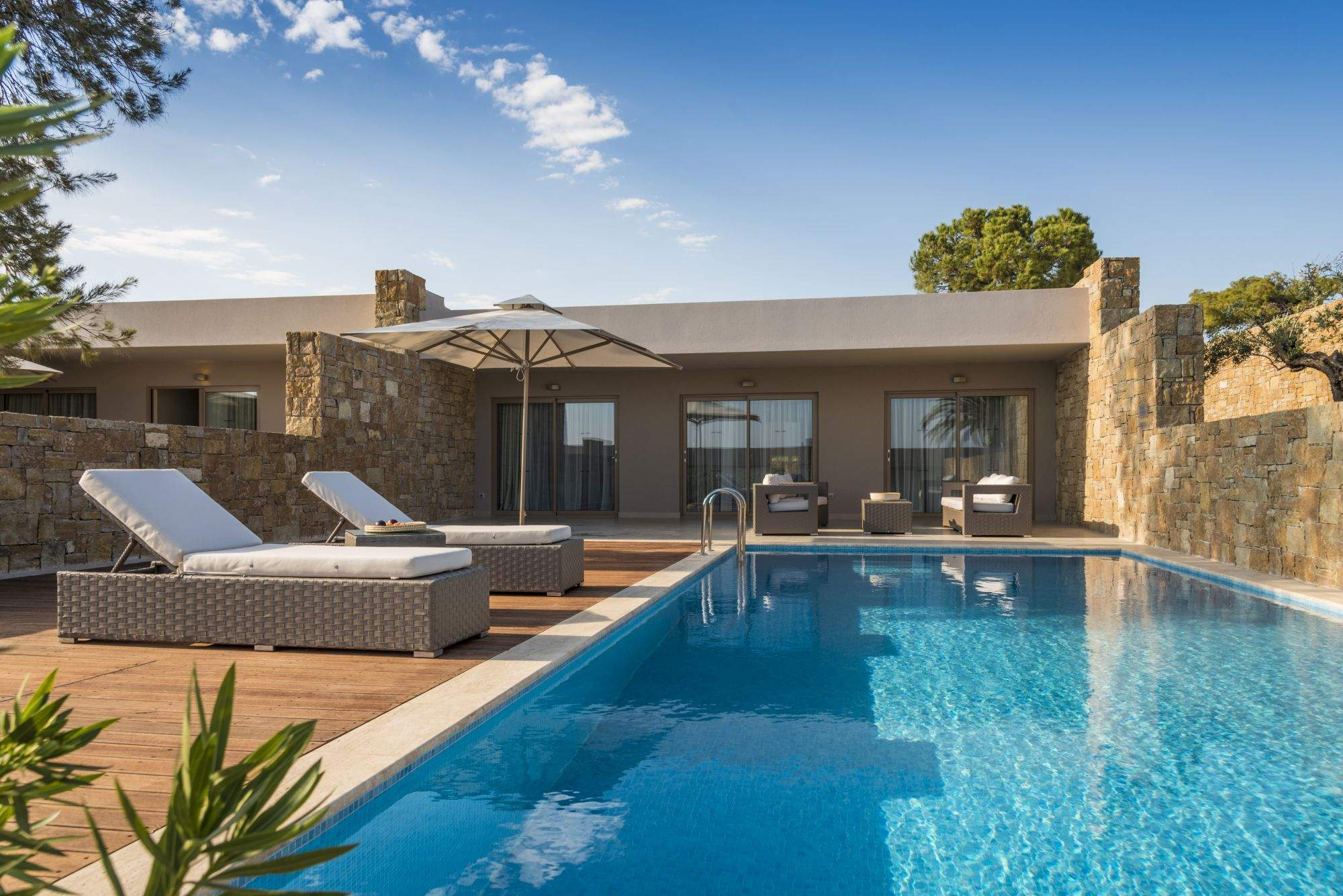 Deluxe Two Bedroom Bungalow Suite Private Pool Ikos