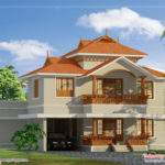Design House Most Beautiful Houses Kerala Designs