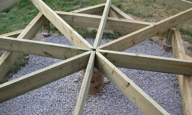 Diy Octagonal Deck Owner Builder Network