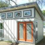 Donn Shed Roof Garage Plans