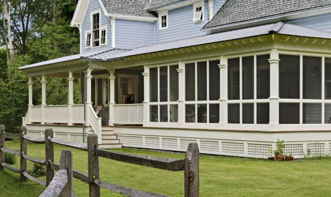 Drawing Board Screened Porches