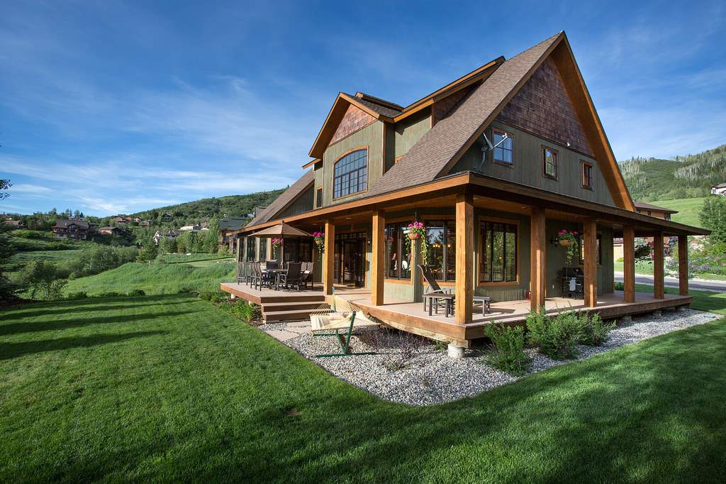 Dreamy Mountain Home Steamboat Springs Real