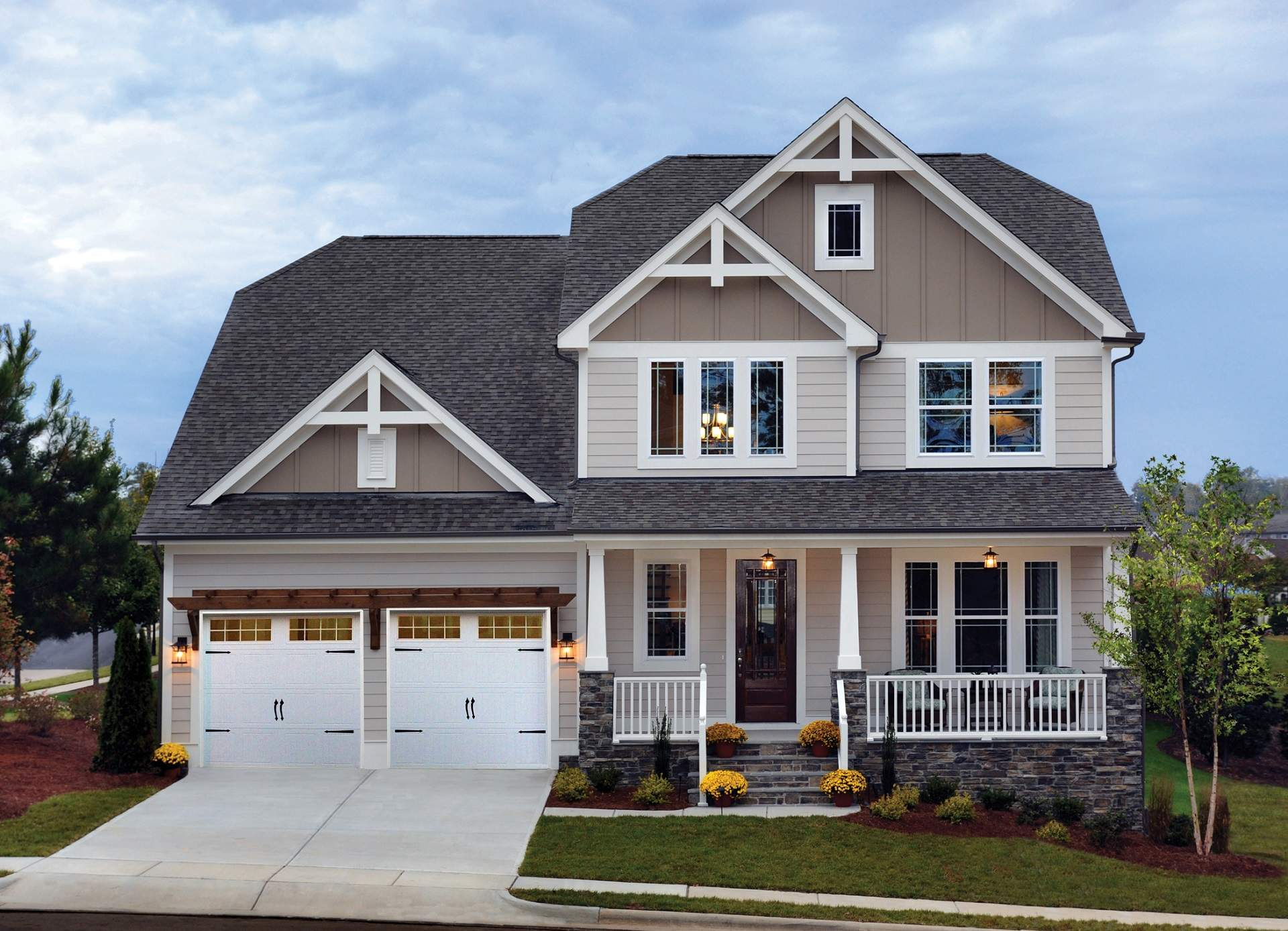 Drees Homes Opens Four New Communities Triangle