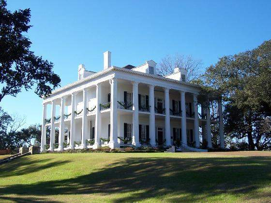 Dunleith Plantation Natchez Mississippi Flickr