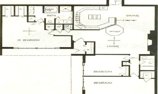 Earth Contact House Plans