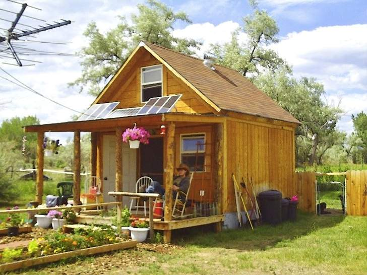 Eco Friendly Diy Homes Built Less Inhabitat Green