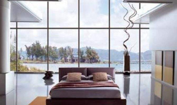 Eco Friendly Large Glass Windows Offering Effective Energy