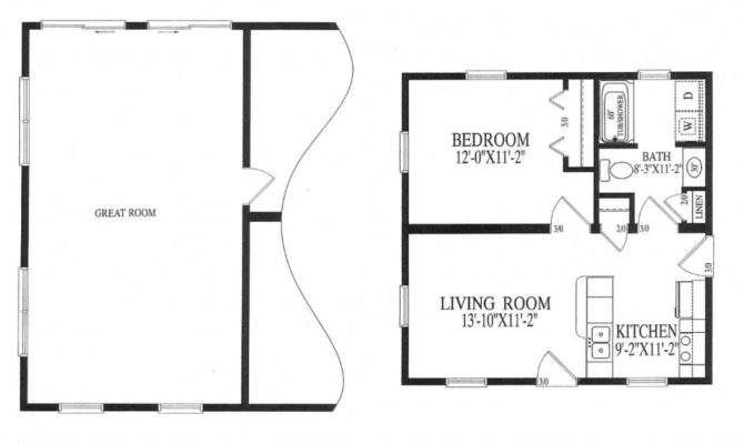 Economical Modular Home Design While Small Law Apartment Does
