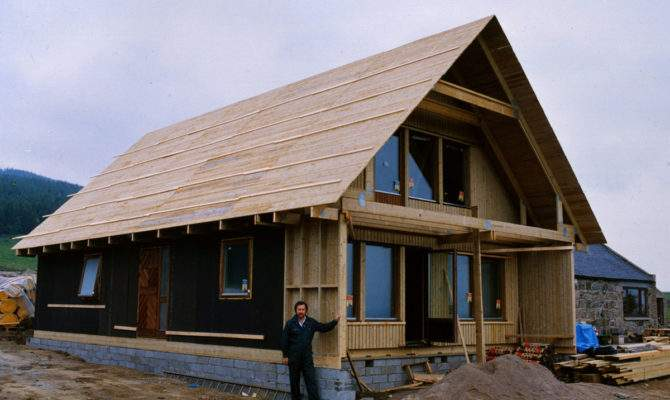 Efficiency Swedish Timber Framed Homes Self Build