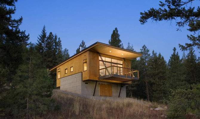 Elevated Cabin Design Done Budget Plan