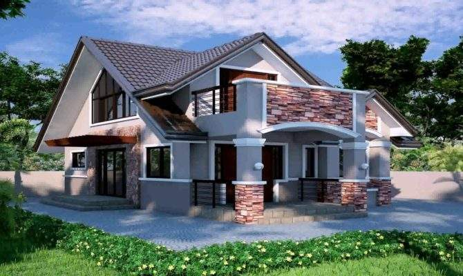 Elevated House Design Philippines Youtube