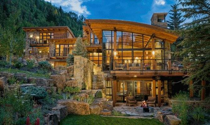 Emerging Trends Mountain Residential Architecture