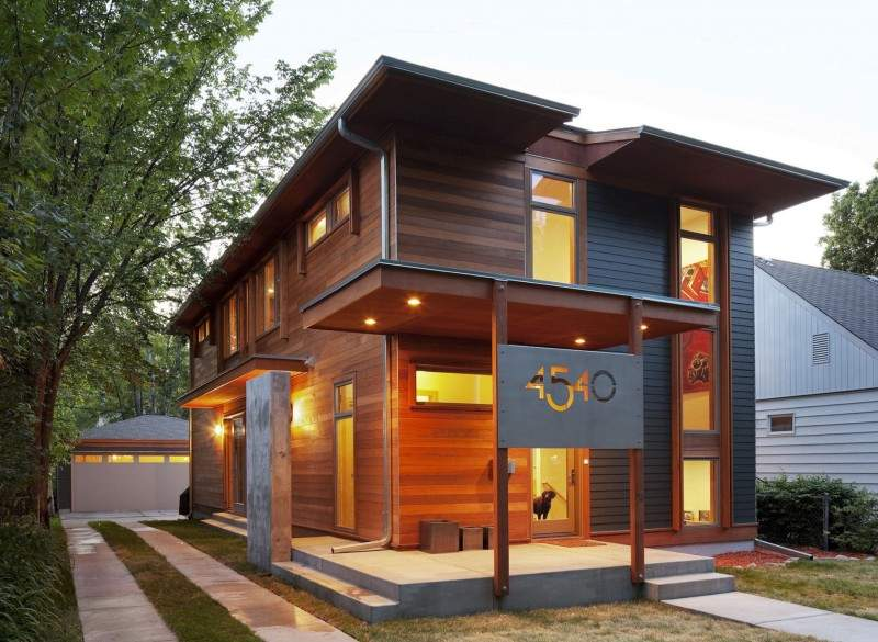 Energy Efficient Home Budget Urban Green Project