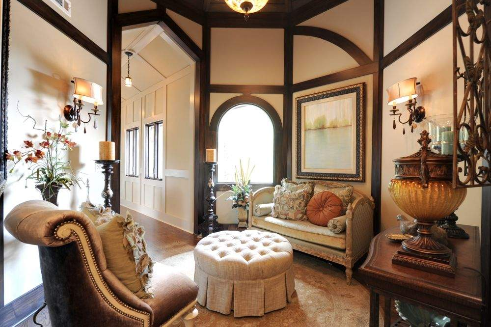 English Country Decorating Bedroom