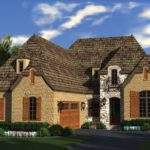 English Style House Plans Tradition Functionality