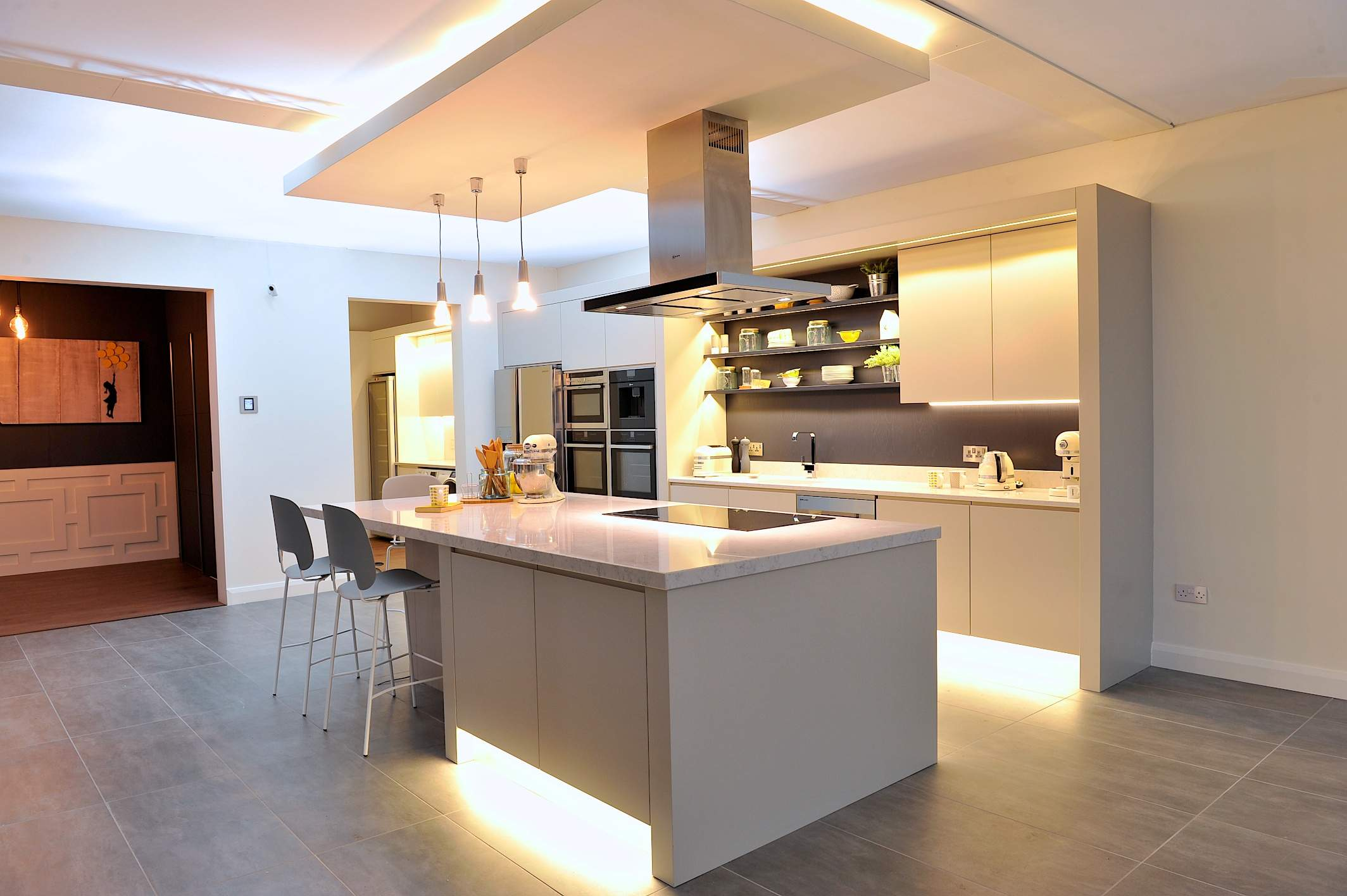 Enigma Design Ideal Home Show House Kitchen