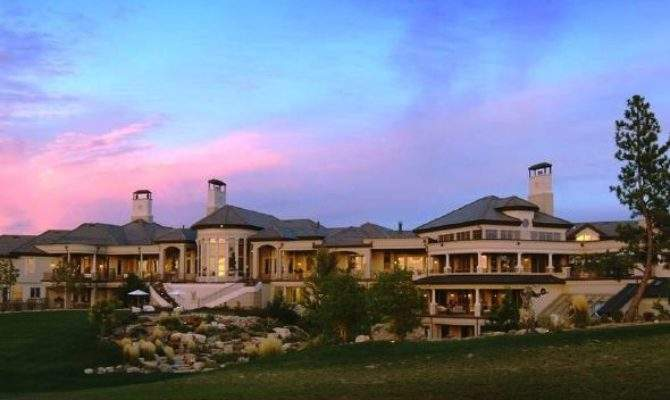 Enormous Colorado Mansion Mansions More
