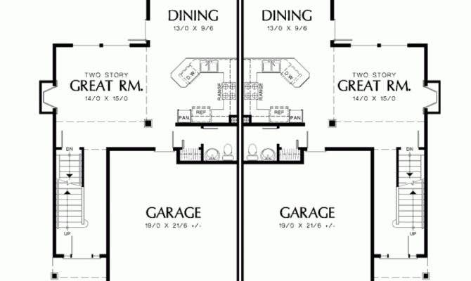 Eplans Cape Cod House Plan Smart Two Story Duplex Square Feet
