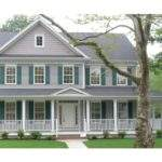 Eplans Farmhouse House Plan Country Charmer Wrap Around Porch