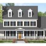 Eplans Farmhouse House Plan Relaxing Wrap Around Porch