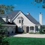 Eplans French Country House Plan Traditional Two Story Farmhouse