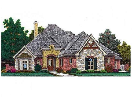 Eplans French Country House Plans Home Deco