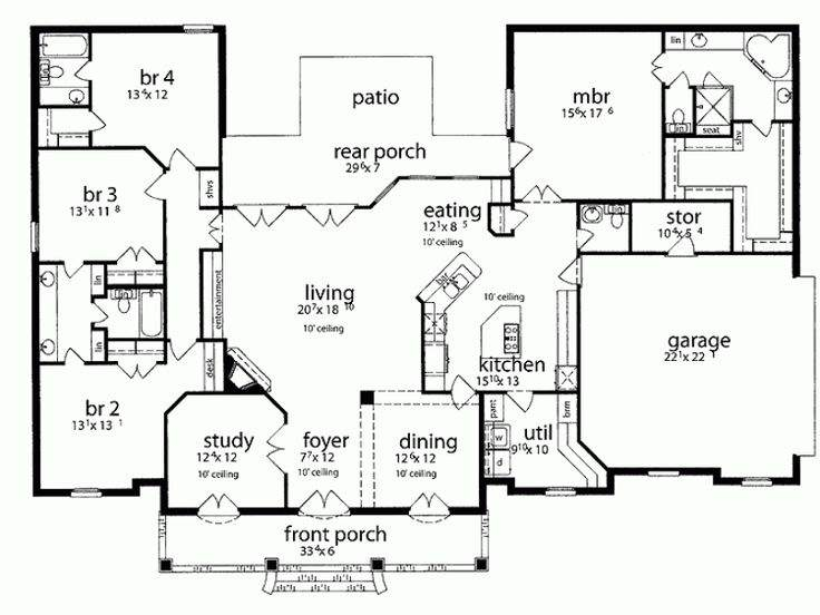 Eplans House Plans Epl Styles European Homes