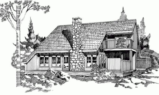 Eplans Shed House Plan Tons Character Square Feet