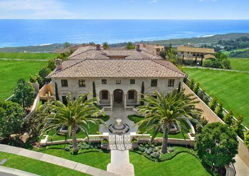 Estate Day Million Amazing Mansion California