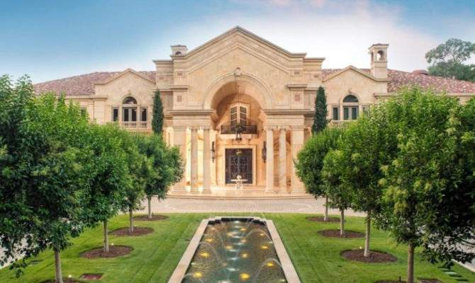 Estate Day Million Neoclassical Mansion