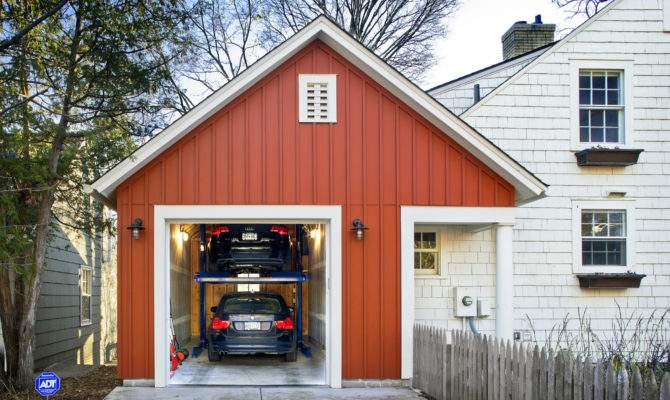 Everyday Solutions Garage Built Instead Out
