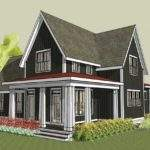 Farmhouse House Plans Porches