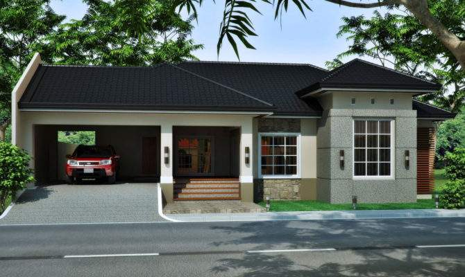 Find Out Modern Bungalow House Plans Plan