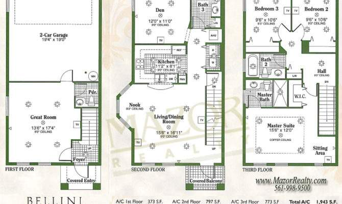 Firenze Town Home Community Renaissance Commons Boynton Beach