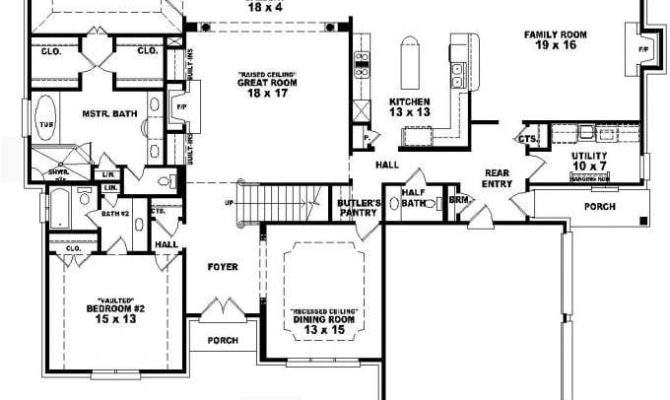 Floor Plans Bedroom Bath House Unique