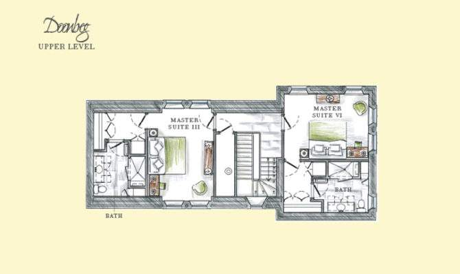 Floor Plans Links Cottage Doonbeg Timbers Collection