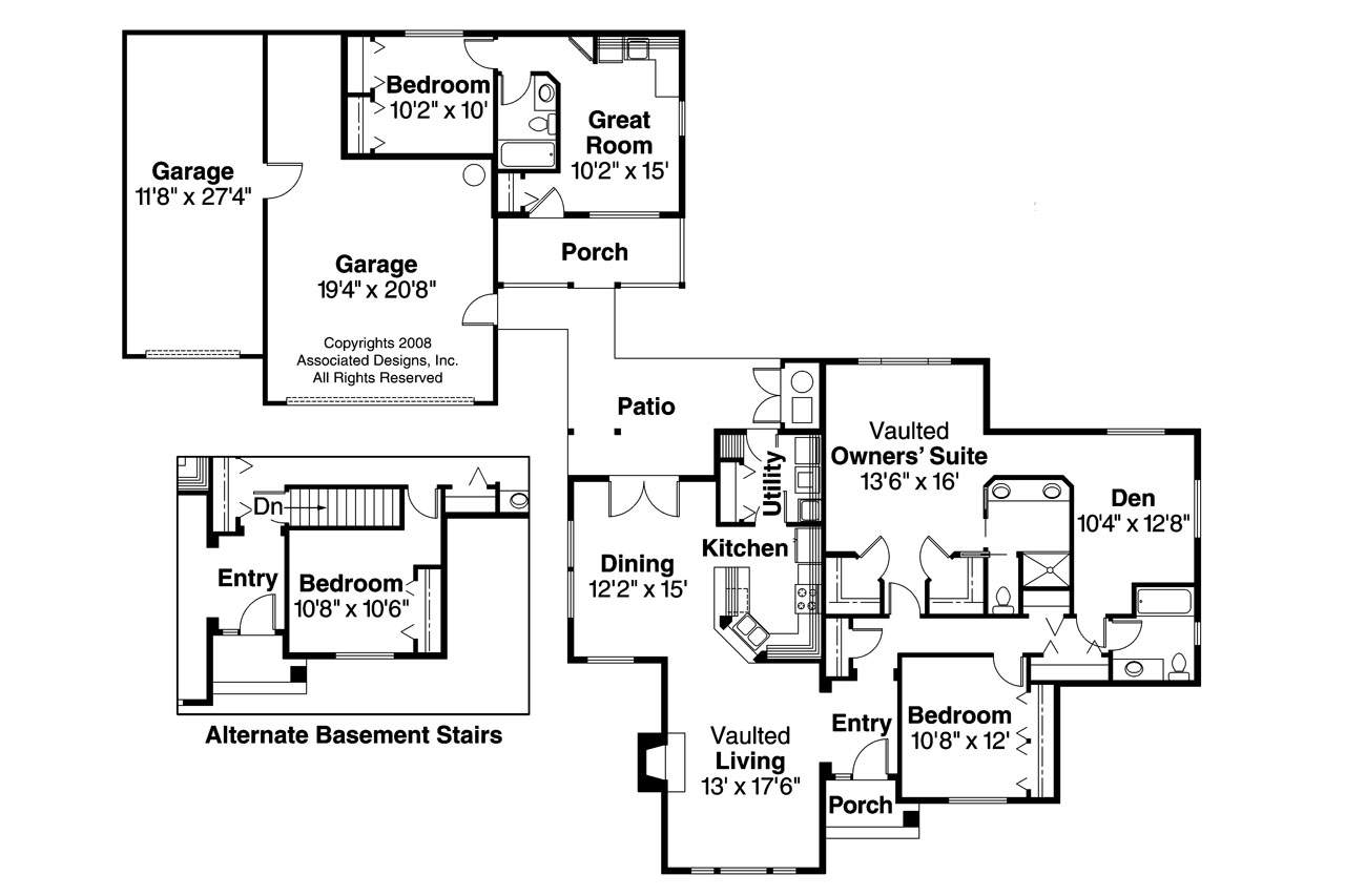 Floor Plans Separate Inlaw Apartments Latest