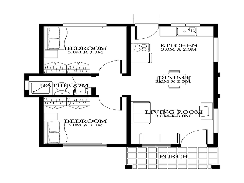 Floor Plans Small Houses House Homes