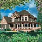 Floor Plans Wrap Around Porch Floorplans