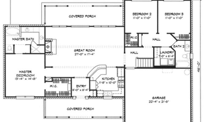 Floridale Rustic Country Home Plan House Plans More