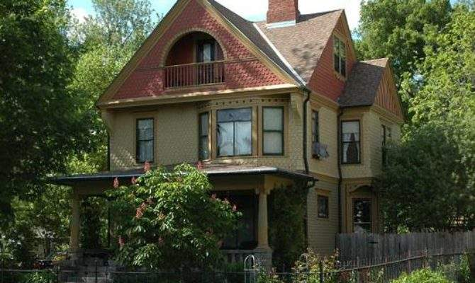 Folk Victorian Style House Home Design