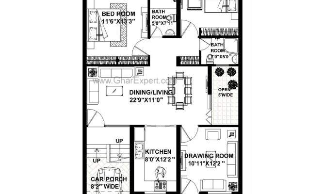Foot Wide House Plans
