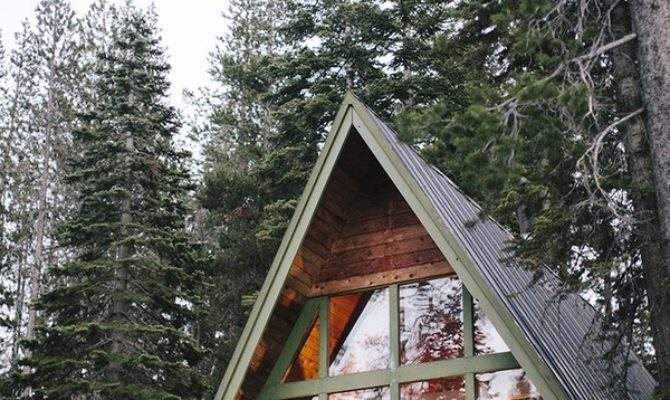Frame Cabin Design Modern Tiny House Ideas