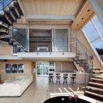 Frame House Residential Architecture Home Ideas Interior