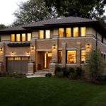 Frank Lloyd Wright Design Style Home