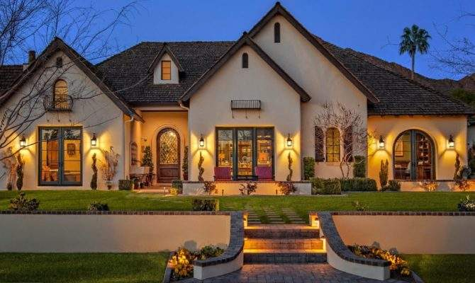 French Country Architecture Style Charming Homes